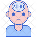 Attention Deficit Disorder Icon