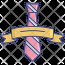 Attire Dress Code Necktie Icon