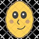Attitude Lemon Face Icon