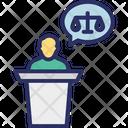 Attorney Icon