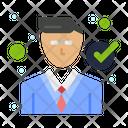 Attorney Judge Justice Icon