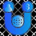 Magnet Admin Money Icon