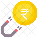 Attract Money Icon