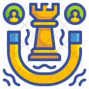 Attraction Strategy Icon