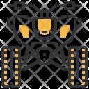 Atv Vehicle Transportation Icon