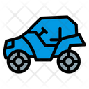 Atv Bike Car Icon