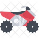 Atv Delivery Shipping Icon