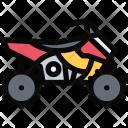 Atv Vehicle Machine Icon