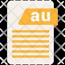 Au file Icon