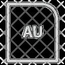 Au Extension File Icon