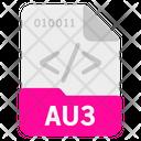 Au3 file Icon