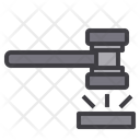 Auction Mallet Justice Icon