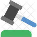 Auction Gavel Mallet Icon