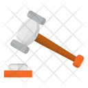 Auction Mallet Icon
