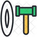 Auction Court Gavel Icon