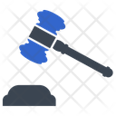Auction Gavel Law Icon