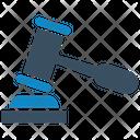 Auction Gavel Hammer Icon