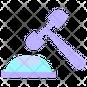 Auction Legal Bid Icon