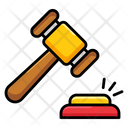 Auction Hammer Icon