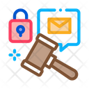 Auction Message Icon