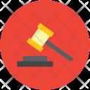 Auction Symbol Justice Icon