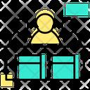 Jury Legal Trial Icon
