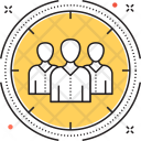 Audience Customers Focus Icon