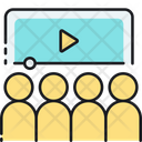 Audience Engagement Icon
