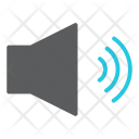 Audio Volume Loud Icon