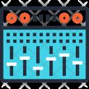 Audio Control Equalizer Icon
