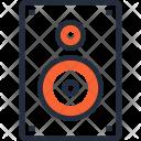 Audio Loudspeaker Loudspeakers Icon