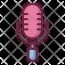 Audio Microphone Record Icon