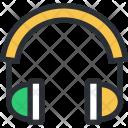 Audio Earphone Headphone Icon