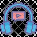 Audio Headphones Hear Icon