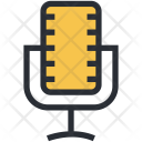 Audio Loud Mic Icon