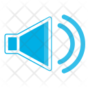 Audio Loud Sound Icon