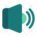 Audio Speaker Loud Speaker Icon