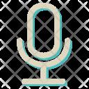 Audio Mecrophone Sound Icon