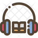 Audio Learn Headphone Icon