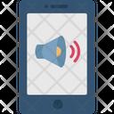 Audio Mobile Volume Music Volume Icon