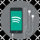 Audio Iphone Music Icon
