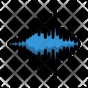 Audio Control Digital Icon