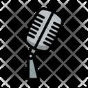 Audio Microphone Equipment Icon