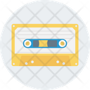 Audio Cassette Musicassette Icon