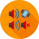 Audio Profiles Silent Icon