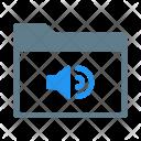 Audio Music Mp Icon