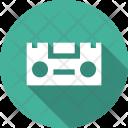 Audio Cassette Music Icon