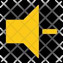 Audio Down Sound Icon