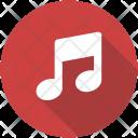 Audio Blue Music Icon