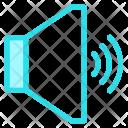 Loud Speaker Volume Icon
